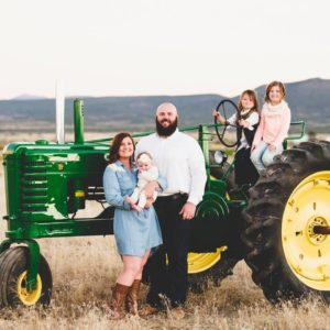 Kyle Wilson and Family
