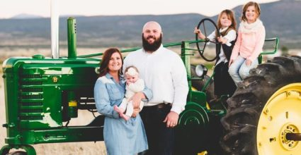 Meet the Farmer – Kyle Wilson of Enterprise, Utah