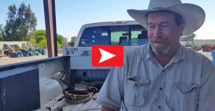 Meet the Farmer – Erik Wilson Video Interview With Family Farmer David Brinkley