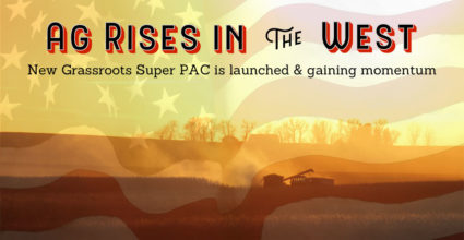 Ag Rises in the West