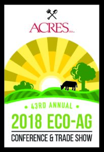 Acres U.S.A. 2018 Eco-Ag Conference & Trade Show @ Louisville Marriott Downtown | Louisville | Kentucky | United States