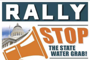 Stop the State Water Grab - Water Rally at Sacramento Capital Building @ State Capital Building, North steps facing L St. | Sacramento | California | United States