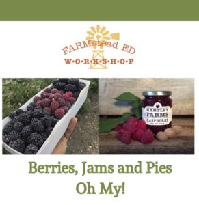 Berries, Jams and Pies, Oh My! @ Talley Farms Fresh Harvest